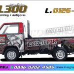 7 inspirasi Cutting Sticker L300 fullbody
